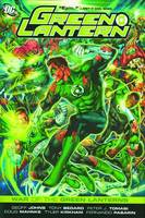 Green Lantern War Of The Green Lanterns HC (Hardback)