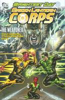 Green Lantern Corps The Weaponer HC (Hardback)