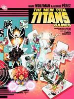 New Teen Titans Games HC (Hardback)