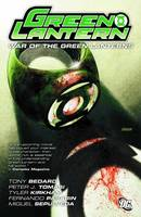 War Of The Green Lanterns Aftermath HC (Hardback)