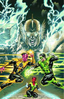 Green Lantern Corps: The Weaponer TP (Paperback)