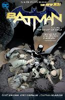 Batman Vol. 1: The Court of Owls (The New 52) (Paperback)