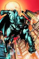 Batman the Dark Knight: Knight Terrors Volume 1 (Hardback)