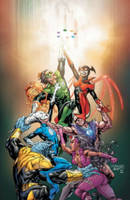 Green Lantern New Guardians Volume 1: The Ring Bearer TP (The New 52) (Paperback)