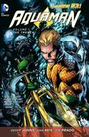 Aquaman Volume 1: The Trench TP (The New 52) (Paperback)