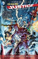 Justice League Vol. 2: The Villain's Journey (The New 52) (Paperback)