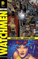 Before Watchmen Minutemen/Silk Spectre (Hardback)