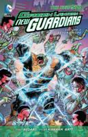 Green Lantern New Guardians Volume 2: Beyond Hope TP (The New 52) (Hardback)