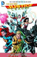 Justice League Volume 3: Throne of Atlantis HC (The New 52) (Hardback)