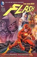 The Flash Vol. 3 Gorilla Warfare (The New 52) (Hardback)