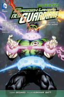 Green Lantern New Guardians Volume 2: Beyond Hope TP (The New 52) (Paperback)