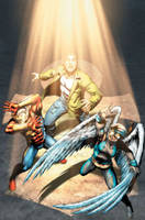 Earth 2 Vol. 2: The Tower Of Fate (The New 52) (Hardback)