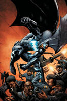 Batwing Vol. 3: Enemy of the State (The New 52) (Paperback)
