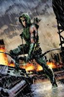 Green Arrow Vol. 3 (The New 52) (Paperback)
