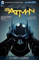 Batman Vol. 4: Zero Year- Secret City (The New 52) (Hardback)