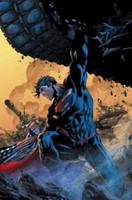 Superman Unchained (The New 52) (Hardback)