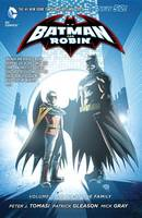 Batman and Robin Vol. 3: Death of the Family (The New 52) (Paperback)