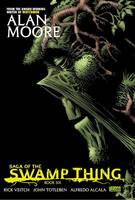 Saga Of The Swamp Thing Book Six (Paperback)