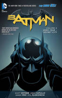 Batman Vol. 4: Zero Year- Secret City (The New 52) (Paperback)