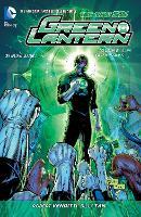 Green Lantern Volume 4: Dark Days TP (The New 52) (Paperback)