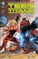 Teen Titans Volume 5: The Trial of Kid Flash TP (The New 52) (Paperback)