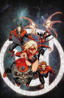 Red Lanterns Volume 5: Red Daughter of Krypton TP (The New 52) (Paperback)
