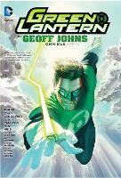 Green Lantern by Geoff Johns Omnibus Vol. 1 (Hardback)