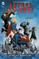 Batman/Superman Volume 2: Game Over TP (The New 52) (Paperback)