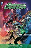 Green Lantern Volume 6: The Life Equation HC (The New 52) (Hardback)