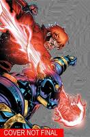 Red Lanterns Volume 6: Forged in Blood TP (The New 52) (Paperback)