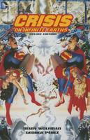 Crisis On Infinite Earths Deluxe Edition (Hardback)