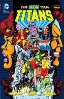 New Teen Titans Vol. 4 (Paperback)