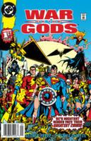Wonder Woman War Of The Gods (Paperback)