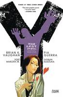 Y: The Last Man Book Four (Paperback)