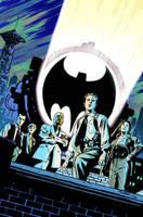 Gotham Central Omnibus (Hardback)