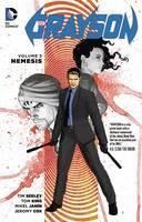Grayson TP Vol 3 (Paperback)