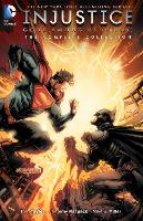 Injustice Gods Among Us Year One The Complete Collection TP (Paperback)