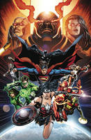 Justice League HC Vol 8 Darkseid War Part 2 (Hardback)