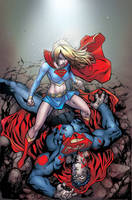 Supergirl TP Vol 2 Breaking the Chain (Paperback)