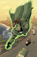 Green Lantern HC Vol 8 Reflections (Hardback)