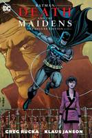 Batman Death & The Maidens Deluxe Edition (Hardback)