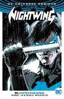 Nightwing TP Vol 1 Better Than Batman (Rebirth) (Paperback)