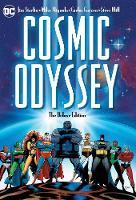 Cosmic Odyssey: The Deluxe Edition (Hardback)