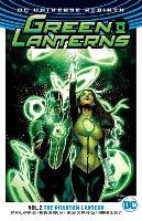 Green Lanterns Vol. 2: Phantom Lantern (Rebirth) (Paperback)