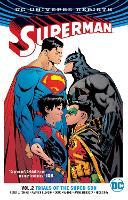 Superman Vol. 2: Trials of the Super Son (Rebirth) (Paperback)