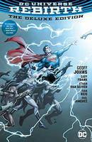 DC Universe: Rebirth Deluxe Edition (Hardback)
