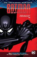 Batman Beyond Vol. 1 Escaping The Grave (Rebirth) (Paperback)