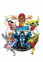 New Teen Titans Omnibus Vol. 1 (New Edition) (Hardback)