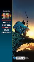 Batman By Scott Snyder & Greg Capullo Box Set 2 (Paperback)