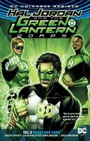 Hal Jordan & The GLC TP Vol 3 Quest For Hope (Rebirth) (Paperback)